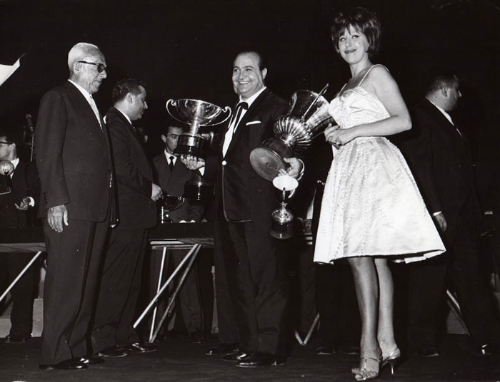 Furio Rendine, Betty Curtis e Aurelio Fierro